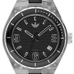 Adidas Adh2536 Kello Musta / Alumiini