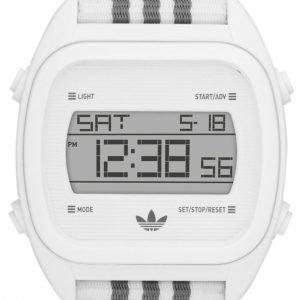 Adidas Adh2732 Kello Valkoinen / Tekstiili