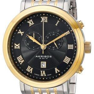 Akribos Xxiv Chronograph Ak590ttg Kello