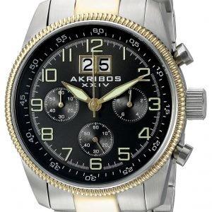 Akribos Xxiv Chronograph Ak862ttg Kello