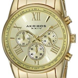 Akribos Xxiv Chronograph Ak865yg Kello
