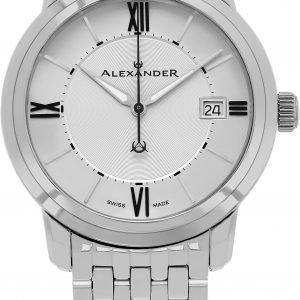 Alexander Heroic A111b-04 Kello Hopea / Teräs