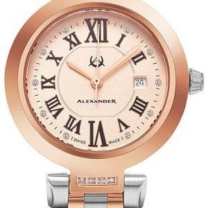 Alexander Monarch Ad203b-04 Kello
