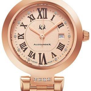 Alexander Monarch Ad203b-05 Kello