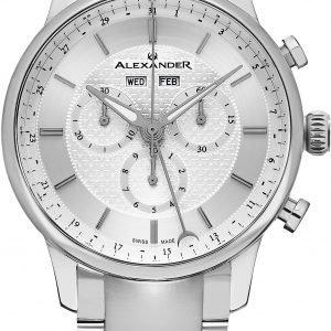 Alexander Statesman A101b-01 Kello Hopea / Teräs