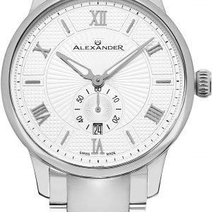 Alexander Statesman A102b-01 Kello Hopea / Teräs
