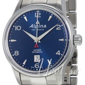 Alpina Alpiner Al-525n4e6b Kello Sininen / Teräs