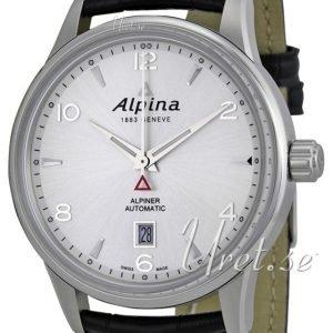 Alpina Alpiner Al-525s4e6 Kello Hopea / Nahka