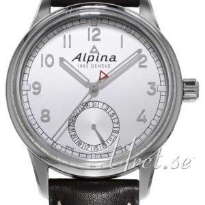 Alpina Alpiner Al-710s4e6 Kello Hopea / Nahka