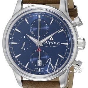 Alpina Alpiner Al-750n4e6 Kello Sininen / Nahka
