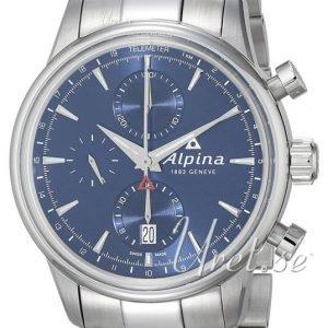 Alpina Alpiner Al-750n4e6b Kello Sininen / Teräs