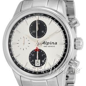Alpina Alpiner Al-750sg4e6b Kello Hopea / Teräs