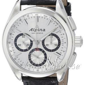 Alpina Alpiner Al-760sb5aq6 Kello Hopea / Nahka