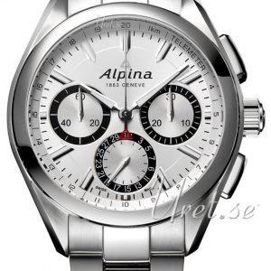 Alpina Alpiner Al-760sb5aq6b Kello Hopea / Teräs