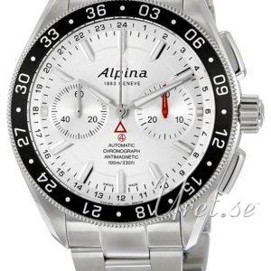 Alpina Alpiner Al-860s5aq6b Kello Hopea / Teräs