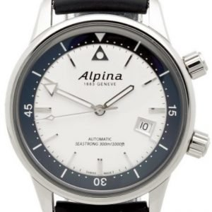 Alpina Seastrong Al-525s4h6 Kello Samppanja / Kumi