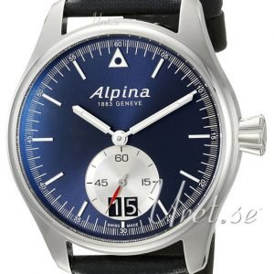 Alpina Startimer Al-280ns4s6 Kello Sininen / Nahka