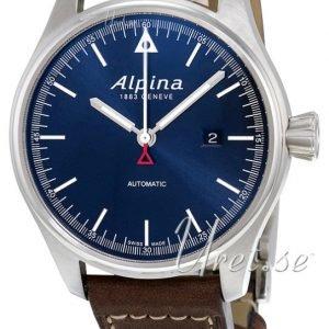 Alpina Startimer Al-525n4s6 Kello Sininen / Nahka