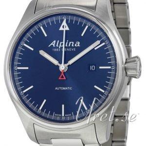 Alpina Startimer Al-525n4s6b Kello Sininen / Teräs