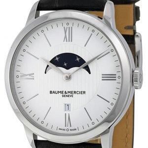 Baume & Mercier Classima 10219 Kello Valkoinen / Nahka