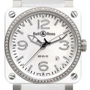 Bell & Ross Br 03-92 Br0392-Wh-C-D-Srb Kello