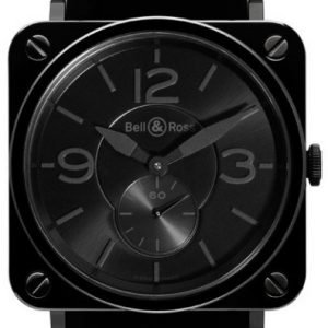Bell & Ross Br S Quartz Brs-Blc-Ph-Sce Kello