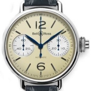 Bell & Ross Ww1 Brww1-Mono-Ivo-Scr Kello Antiikki