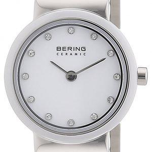 Bering Ceramic 10725-754 Kello Valkoinen / Teräs