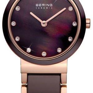 Bering Ceramic 10725-765 Kello Ruskea / Punakultasävyinen