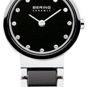Bering Ceramic 10725-783 Kello Musta / Teräs
