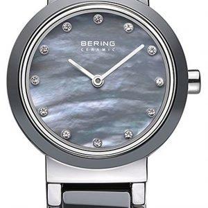 Bering Ceramic 10725-789 Kello Harmaa / Teräs