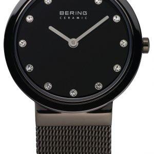 Bering Ceramic 10729-222 Kello Musta / Teräs