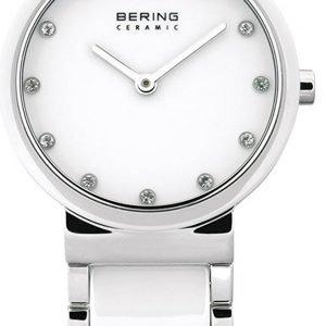 Bering Ceramic 10729-754 Kello Valkoinen / Teräs