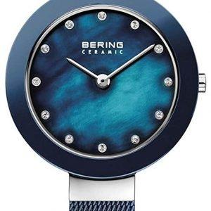 Bering Ceramic 11429-387 Kello Sininen / Teräs