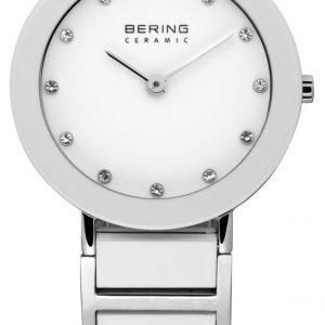 Bering Ceramic 11429-754 Kello Valkoinen / Teräs