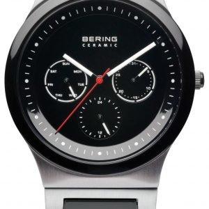 Bering Ceramic 32139-702 Kello Musta / Teräs