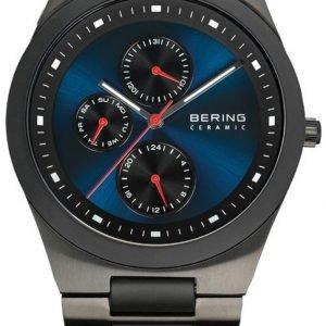 Bering Ceramic 32339-788 Kello Sininen / Teräs