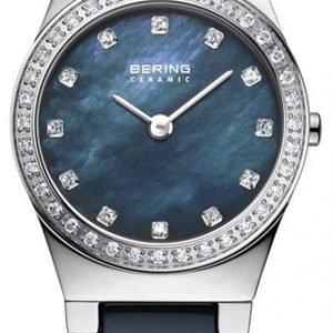 Bering Ceramic 32426-707 Kello Sininen / Teräs