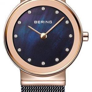 Bering Classic 10126-367 Kello Sininen / Teräs