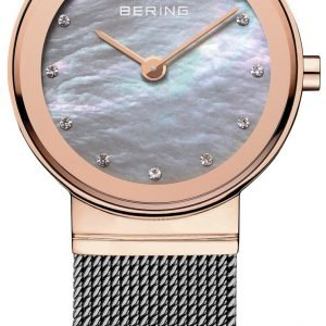Bering Classic 10126-369 Kello Harmaa / Teräs