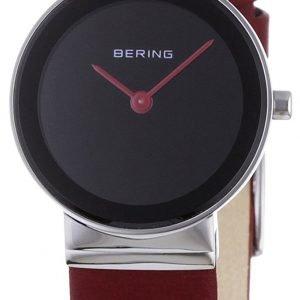 Bering Classic 10126-604 Kello Musta / Nahka