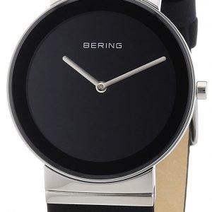 Bering Classic 10135-402 Kello Musta / Nahka