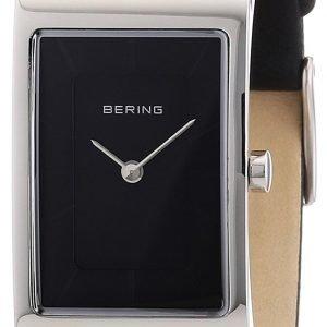 Bering Classic 10222-402 Kello Musta / Nahka