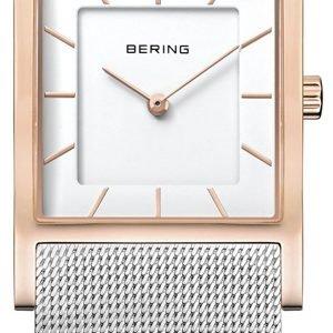 Bering Classic 10426-066 Kello Valkoinen / Teräs