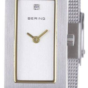 Bering Classic 10817-004 Kello Valkoinen / Teräs