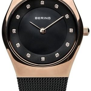 Bering Classic 11927-166 Kello Musta / Teräs