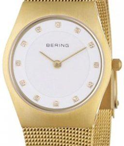 Bering Classic 11927-334 Kello Valkoinen / Kullansävytetty