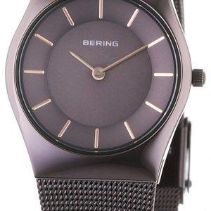 Bering Classic 11930-105 Kello Ruskea / Teräs