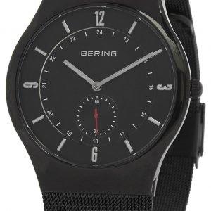 Bering Classic 11940-222 Kello Musta / Teräs