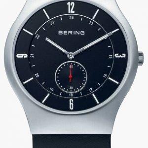 Bering Classic 11940-409 Kello Musta / Nahka